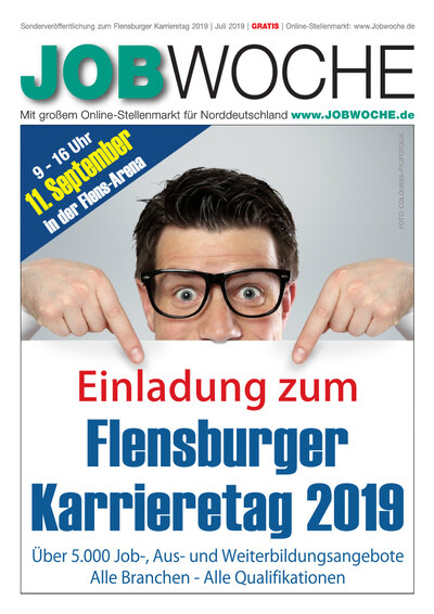 JOBWOCHE Flensburg
