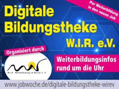 Digitale Bildungstheke W.I.R. e.V.