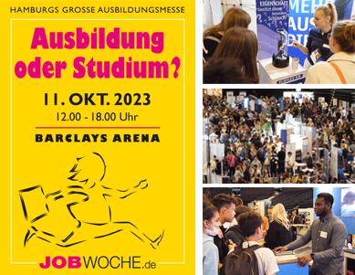 Die Ausbildungsmesse für Hamburg